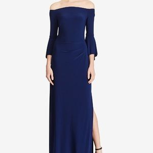 Ralph Lauren floor length dress
